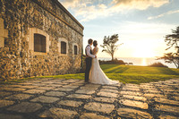Polhawn Fort Wedding Photography